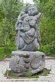 2014 Prowincja Wajoc Dzor, Dżermuk, Statua w parku (02).jpg