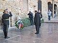 2014 commemoration at Risiera di San Sabba (Trieste) 11.jpg