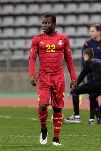 Frank Acheampong - Image: 20150331 Mali vs Ghana 178