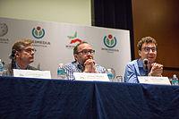 2015 Wikimania press conference-22.jpg