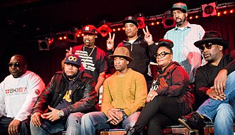 Juice Crew - Juice Crew, reunited in 2016.
