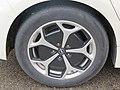2017-10-19 (110) Michelin Energy Saver 215-55 R 17 94 H tire at Bahnhof Zeiselmauer-Königstetten.jpg