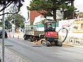 2017-11-25 Road works, Rua José Fontana, Albufeira.JPG