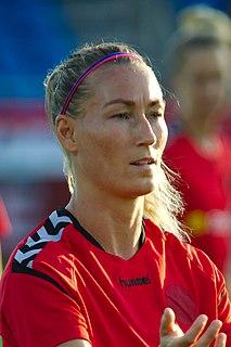 Theresa Nielsen Footballer
