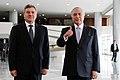 2017 Cerimônia oficial de chegada do Senhor Gjorge Ivanov, Presidente da República da Macedônia - 24145594557.jpg