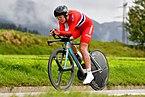 20180924 UCI Road World Championships Innsbruck Women Juniors ITT Silje Mathhisen DSC 7675.jpg