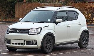 Suzuki Ignis Motor vehicle