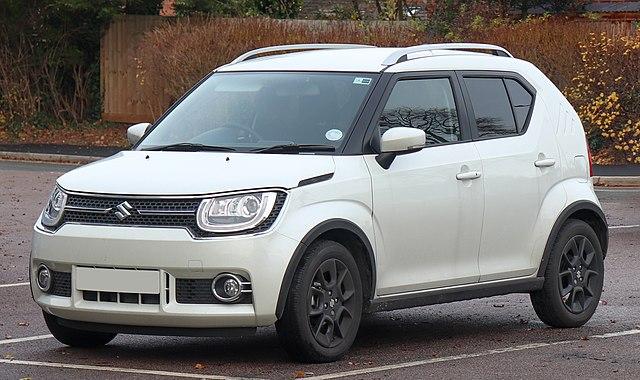 Suzuki Ignis Wikiwand
