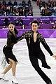 2018 Winter Olympics - Tessa Virtue and Scott Moir - 02.jpg