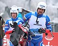 2019-01-24 Doubles Preliminary Run at FIL World Luge Championships 2019 by Sandro Halank–022.jpg