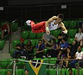 2019-06-27 1st FIG Artistic Gymnastics JWCH Men's All-around competition Subdivision 4 Horizontal bar (Martin Rulsch) 227.jpg