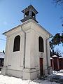 230313 Belfry of Saint Louis church in Joniec - 01.jpg