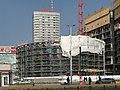 28-02-2019 Warszawa budowa nowej Rotundy i Widok Towers, 3.jpg
