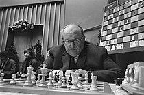 28e Hoogoven schaaktoernooi te Beverwijk, Czerniak (Israel), Bestanddeelnr 918-6683.jpg