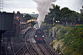 34007 Arriving at Ropley - Mid Hants Railway (9114920264).jpg