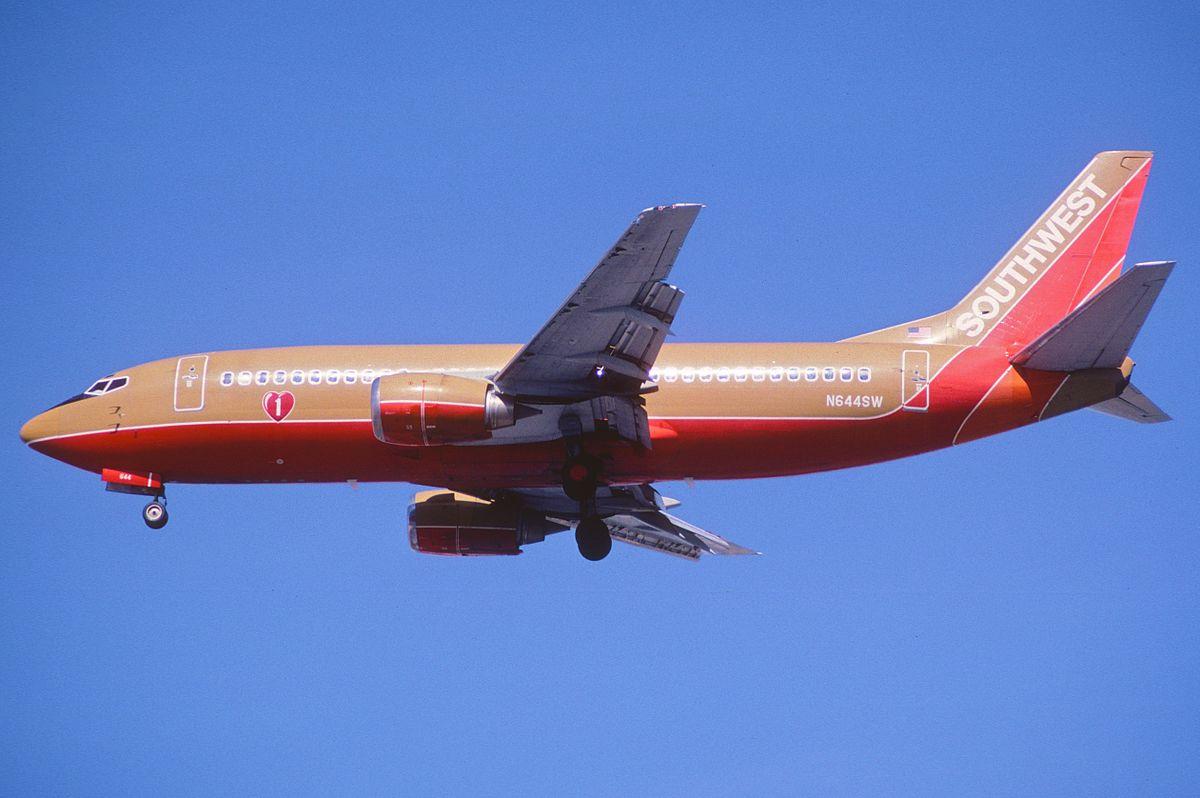 Southwest Airlines Flight 1455 - Wikipedia