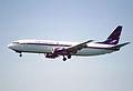 36ba - Aeroflot Boeing 737-400; VP-BAM@ZRH;09.08.1998 (6351407264).jpg