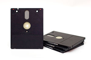 "English: 3"" floppy disks, as used by Amst..."