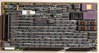 3B series computers - 3B2/300 motherboard