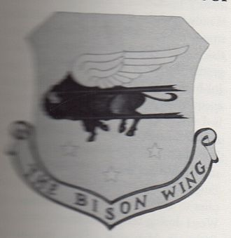 445th Airlift Wing - Image: 445 Fighter Bomber Wing emblem