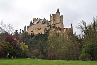 Alcázar of Segovia - Image: 479138 3343754407184 1760297151 o