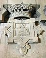 48 Escut de Puerto Rico, de Lluís Ferreri, Monument a Colom.jpg