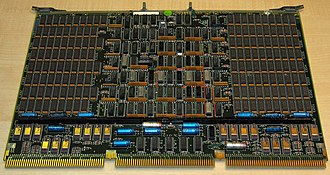 VAX 8000 - A 4 MB memory board for the VAX 8600
