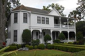 Burrough-Daniel House - Image: 502 W. North Victoria