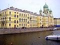 551. St. Petersburg. Rimsky-Korsakov Avenue, 24.jpg