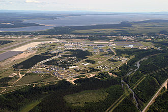 Canadian Forces base - Canadian Forces Base Goose Bay