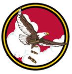 718 Bombardment Sq emblem.png