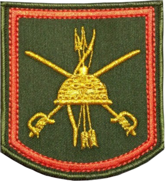 74th Guards Motor Rifle Brigade - Brigade shoulder sleeve insignia