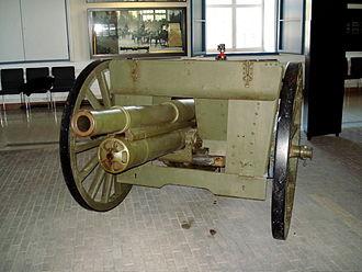 76 mm divisional gun M1902 - Image: 76 mm m 1902 suomenlinna helsinki 1