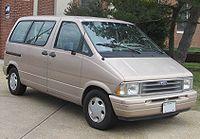 Ford Aerostar thumbnail