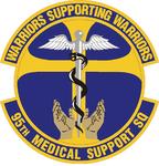 95 Medical Support Sq emblem.png