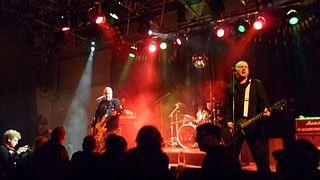 999 (band) English punk rock band