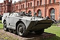 9P110 combat vehicle 9K11 Malyutka ATGM system in Military-historical Museum of Artillery, Engineer and Signal Corps in Saint-Petersburg, Russia. Pic.1.jpg