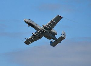 45th Fighter Squadron - A-10 Thunderbolt II