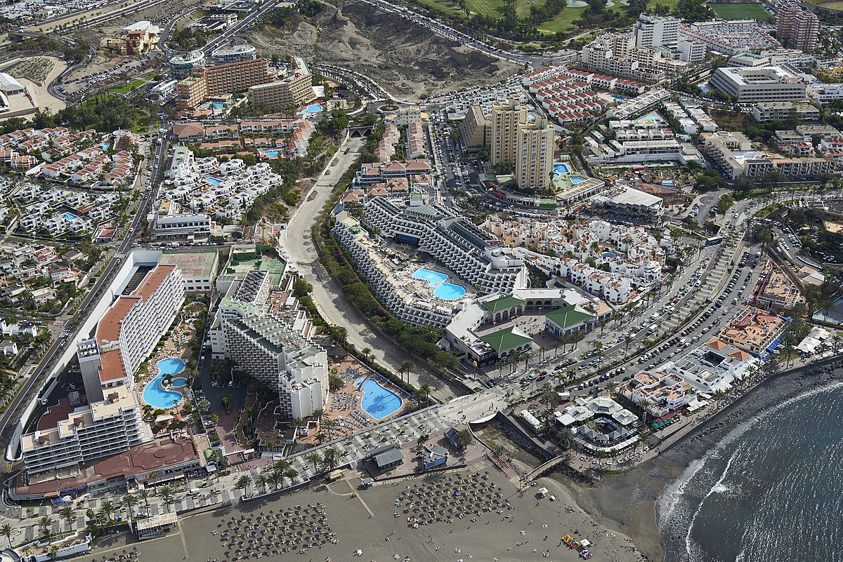 Hotel Playa De Las Americas