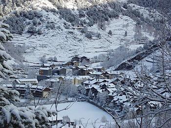 Ordino en Principat d'Andorra