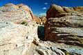 A128, Glen Canyon National Recreation Area, Utah, USA, Hole-in-the-Rock, 2004.jpg