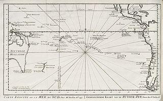 Davis Land Phantom island in the Pacific Ocean.
