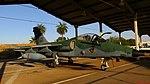 AMX A-1M na Academia da Força Aérea (AFA) em Pirassununga. O caça foi desenvolvido por um consórcio internacional, formado pelas empresas Embraer,(Brasil) Al - panoramio (5).jpg