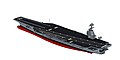 A 3D graphic of aircraft carrier Gerald R. Ford. (8414176488).jpg
