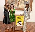 A Presidente do FUSSESP Lucia França recebe a Miss Mundo, Manushi Chhilar (26601269967).jpg