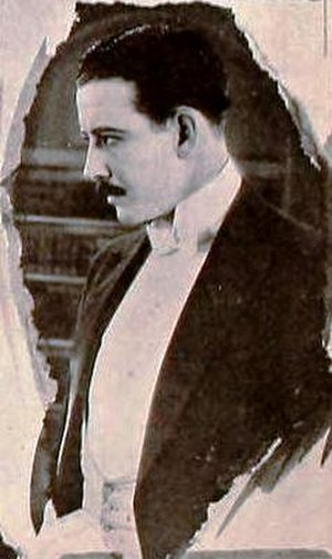 Philo McCullough - McCullough from an ad for A Splendid Hazard (1920)