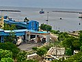A view Visakhapatnam Port Trust from Rose Hill 4.jpg