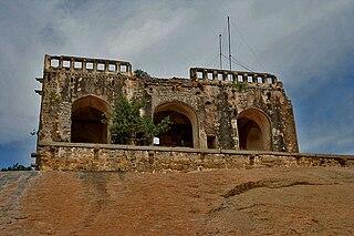 Bhongir Town in Telangana, India