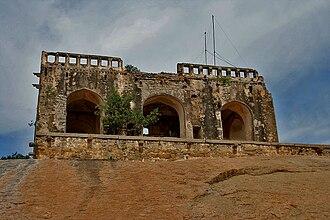 Bhongir - Bhuvanagiri Fort