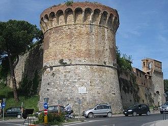 San Gimignano - Bastione San Francesco.
